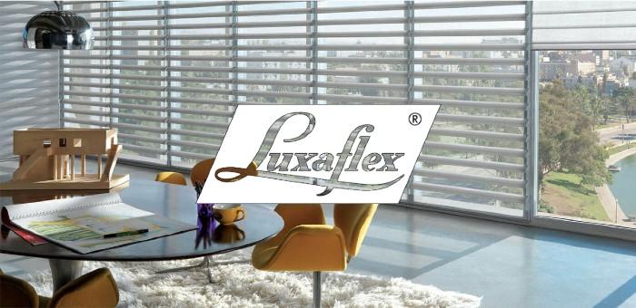 Luxaflex® ist Marktführer für Jalousien, Markisen und Rollläden
